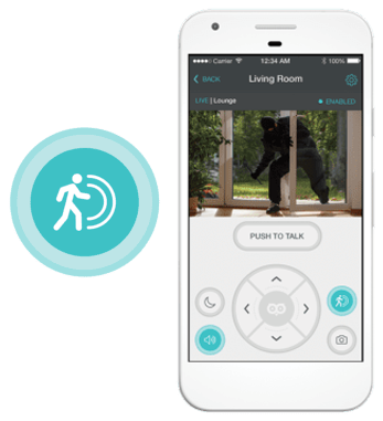 OWLR - Making Home Security Cameras Smarter, Simpler and