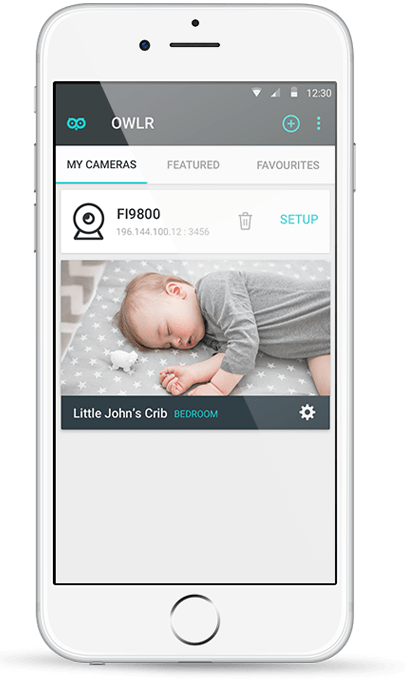 OWLR - Making Home Security Cameras Smarter, Simpler and
